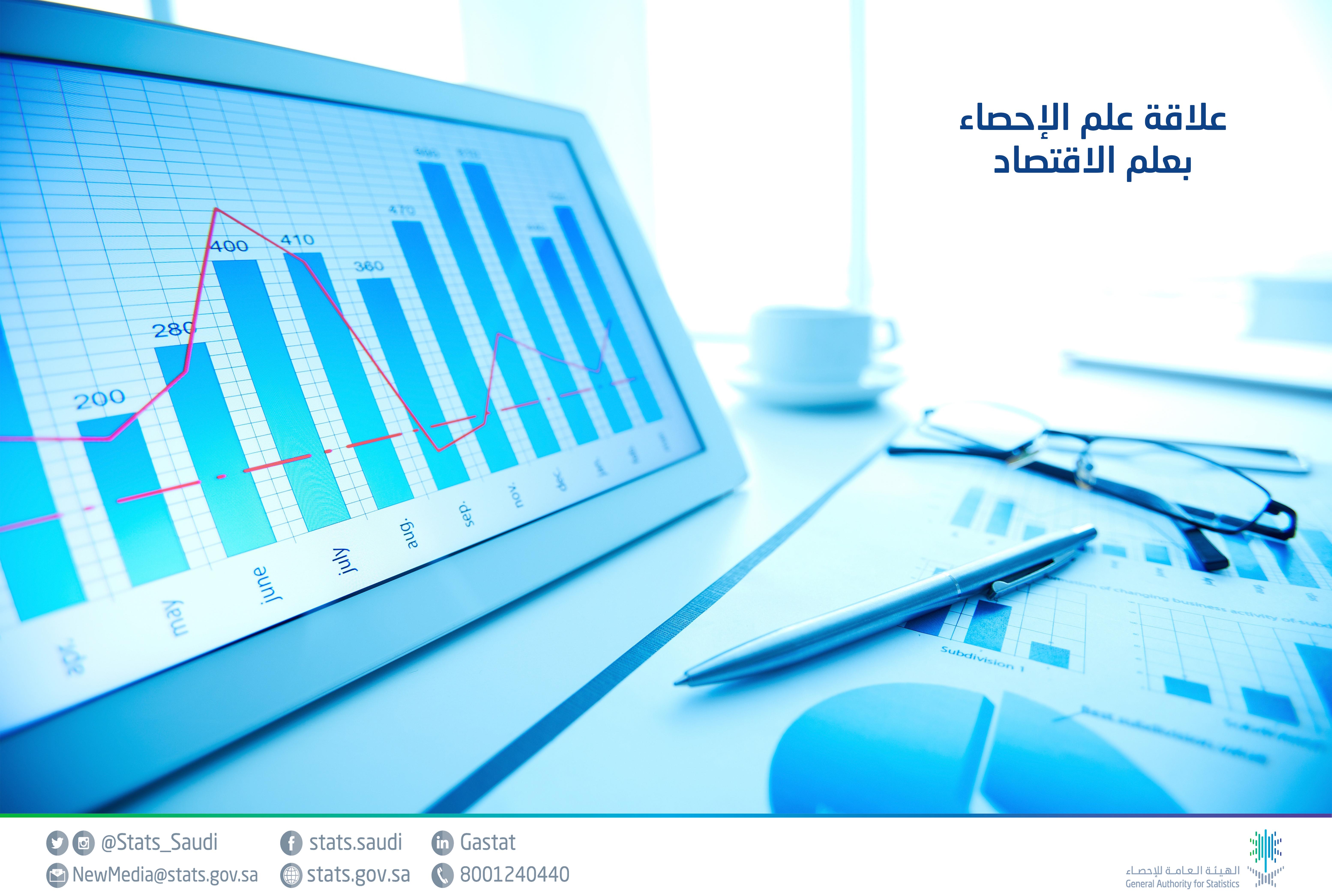 علاقة علم الإحصاء بعلم الاقتصاد الهيئة العامة للإحصاء