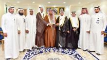 أمير نجران يستعرض خطة عمل تعداد السعودية 2020 بالمنطقة